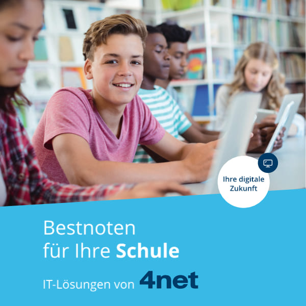4net IT Lösungen für Schulen und Bildungseinrichtungen - Aktuelles