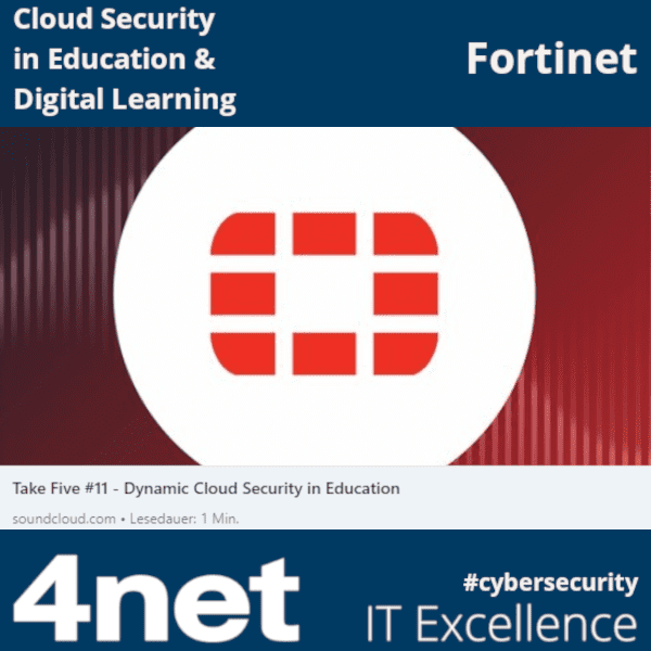 Cloud Security mit Fortinet by 4net
