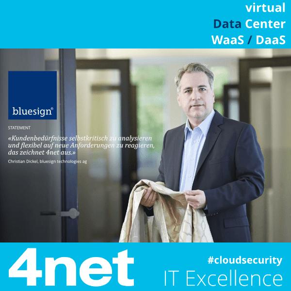 4net für die Datenverwaltung via Cloud