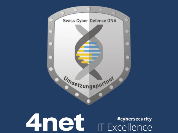 SCD DNA Cybersecurity Umsetzungspartner 4net