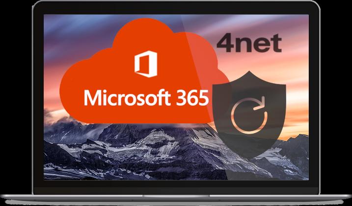 4net.ch – Microsoft 365 Backup